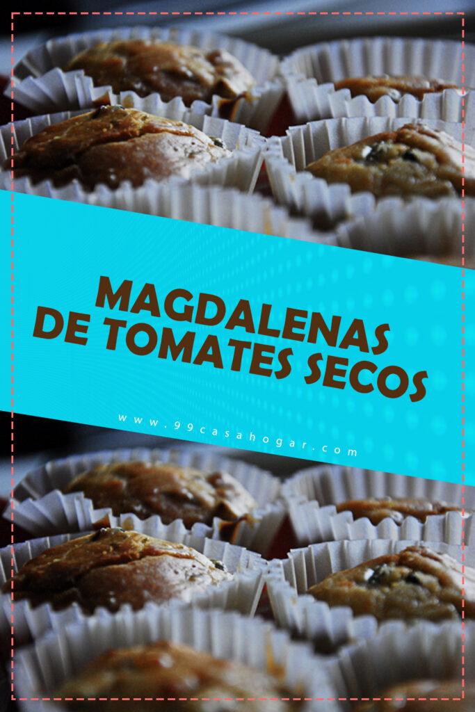 Magdalenas de tomates