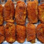 Rollitos de espinacas, pimientos y queso
